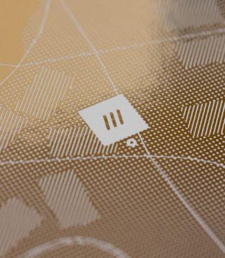 w3w metallic icon