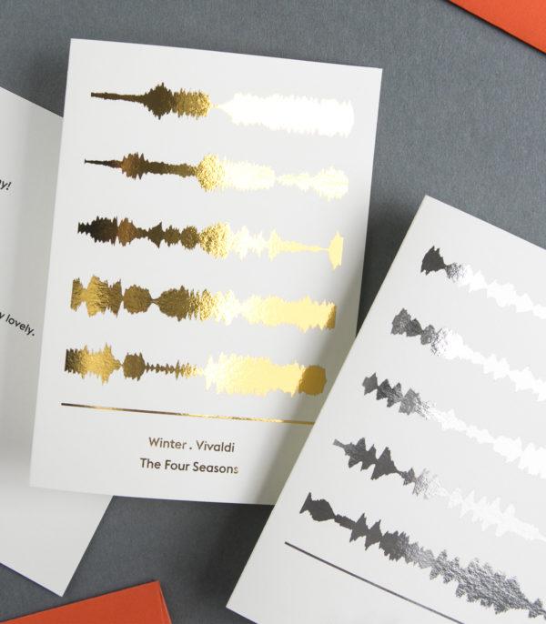 sound wave cards