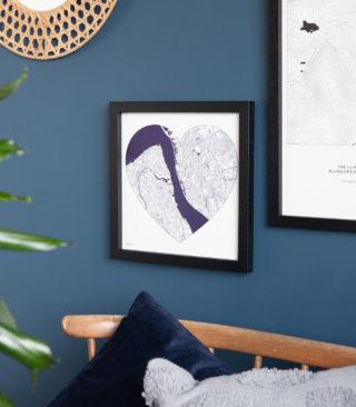 riso heart map