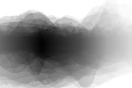 greyscale on white