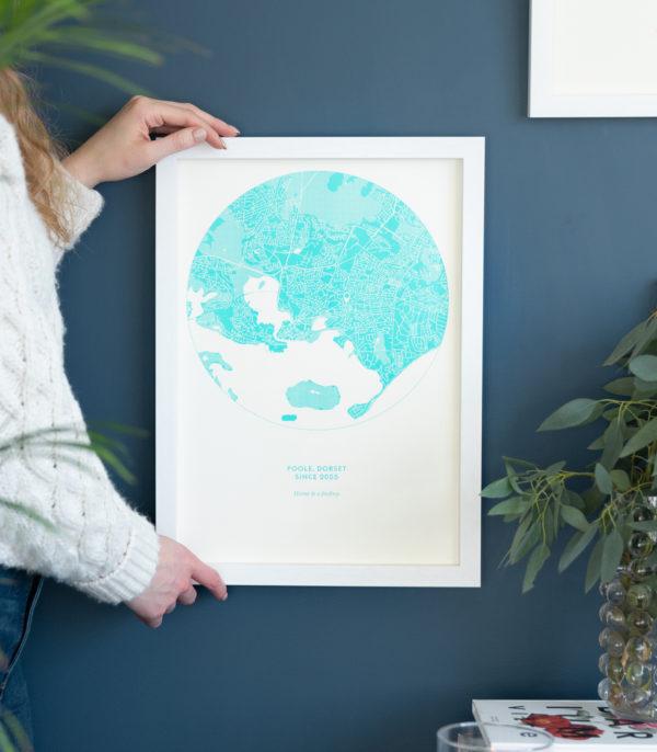circle mint map