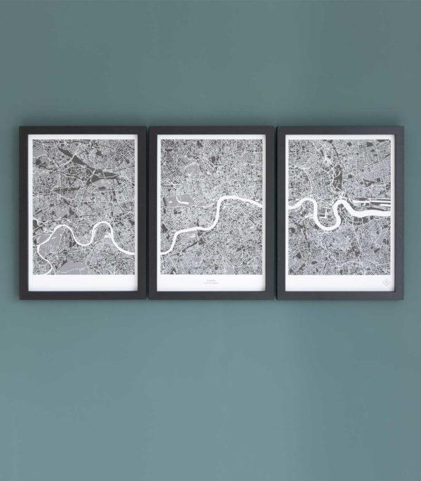 london riso triptych