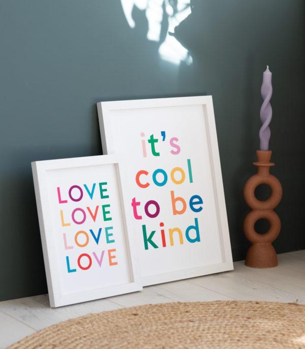 love + be kind