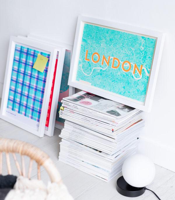 mint london map