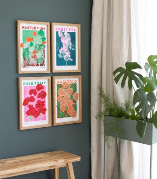 riso botanic prints